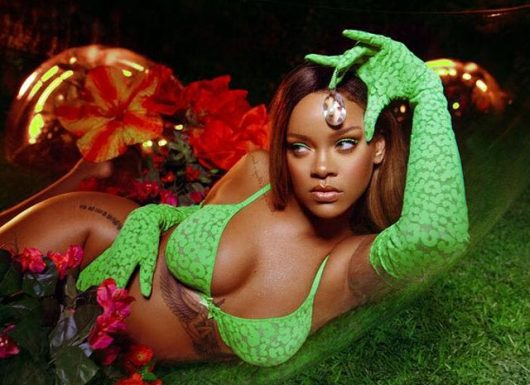 Rihanna Celebrates Every Woman in Savage X Fenty FW '18