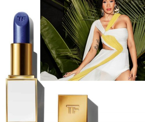 Shades of Blue Inspired By Cardi B's Sold Out Tom Ford Lipsticks (1)