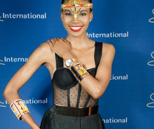 Success Through The Lens of Miss World South Africa, Thulisa Keyi