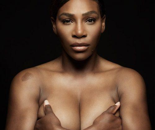 Serena Williams I touch myself