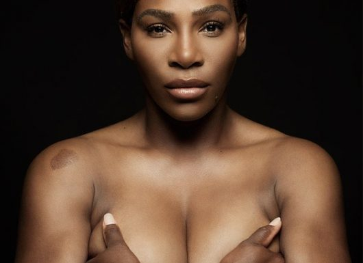 Serena Williams I touch myself