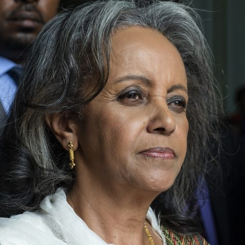 Africa's Only Female President, Sahle-Work Zewde Elected In Ethiopia