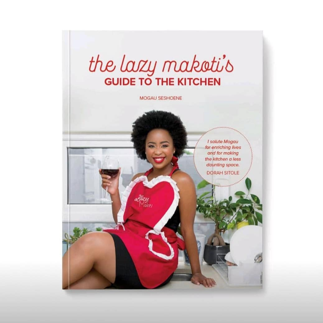 Finally, The Lazy Makoti's Guide To The Kitchen Book Hits Shelves