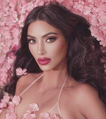 Kim Kardashian Just Teased a New Flashing Lights Makeup Collection