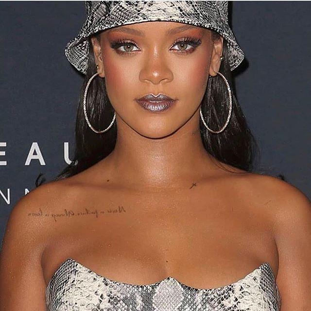 Like Jay Z, Rihanna Says No To The Super Bowl Half Time Show