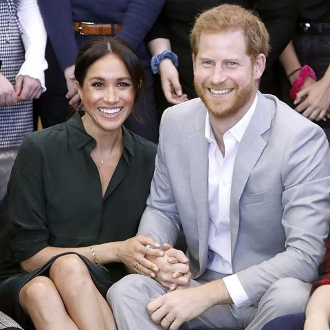 Meghan Markle And Prince Harry Announce They Are Expecting A Baby