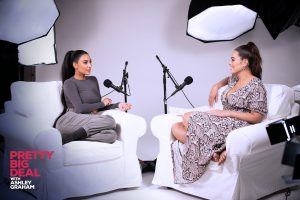 Model Ashley Graham Launches New Podcast and it's a Pretty Big Deal