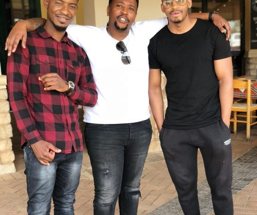 Musa, Donald and Karabo Join for The KMD Gentlemen's Tour