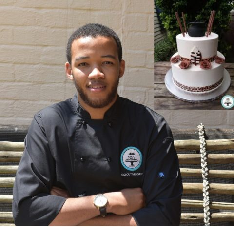 Meet Gugu Mazibuko Who Bakes His Way To Success