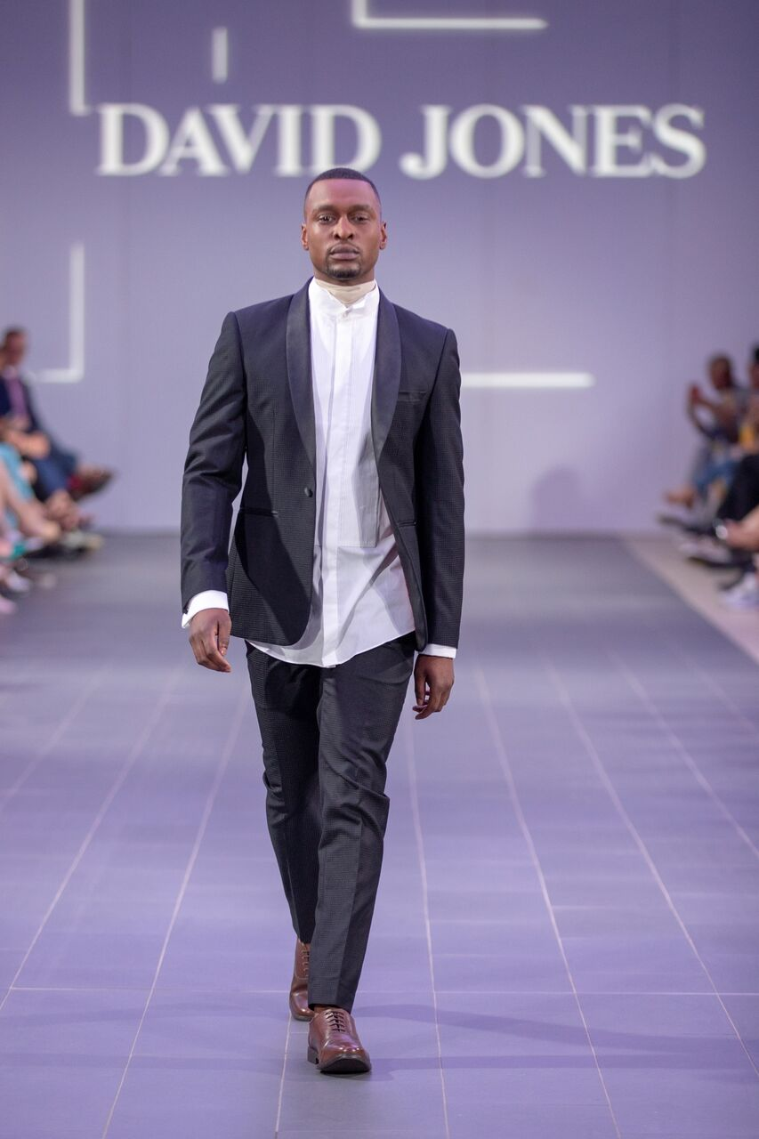 SA's Premium Menswear Fashion Show Recently hit Joburg