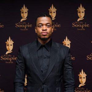 Comedian Mpho Popps Hosted the 3rd Royalty Soapie Awards