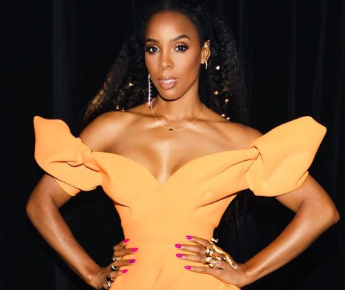 Kelly Rowland Is In South Africa Ahead Of Global Citizen Festival