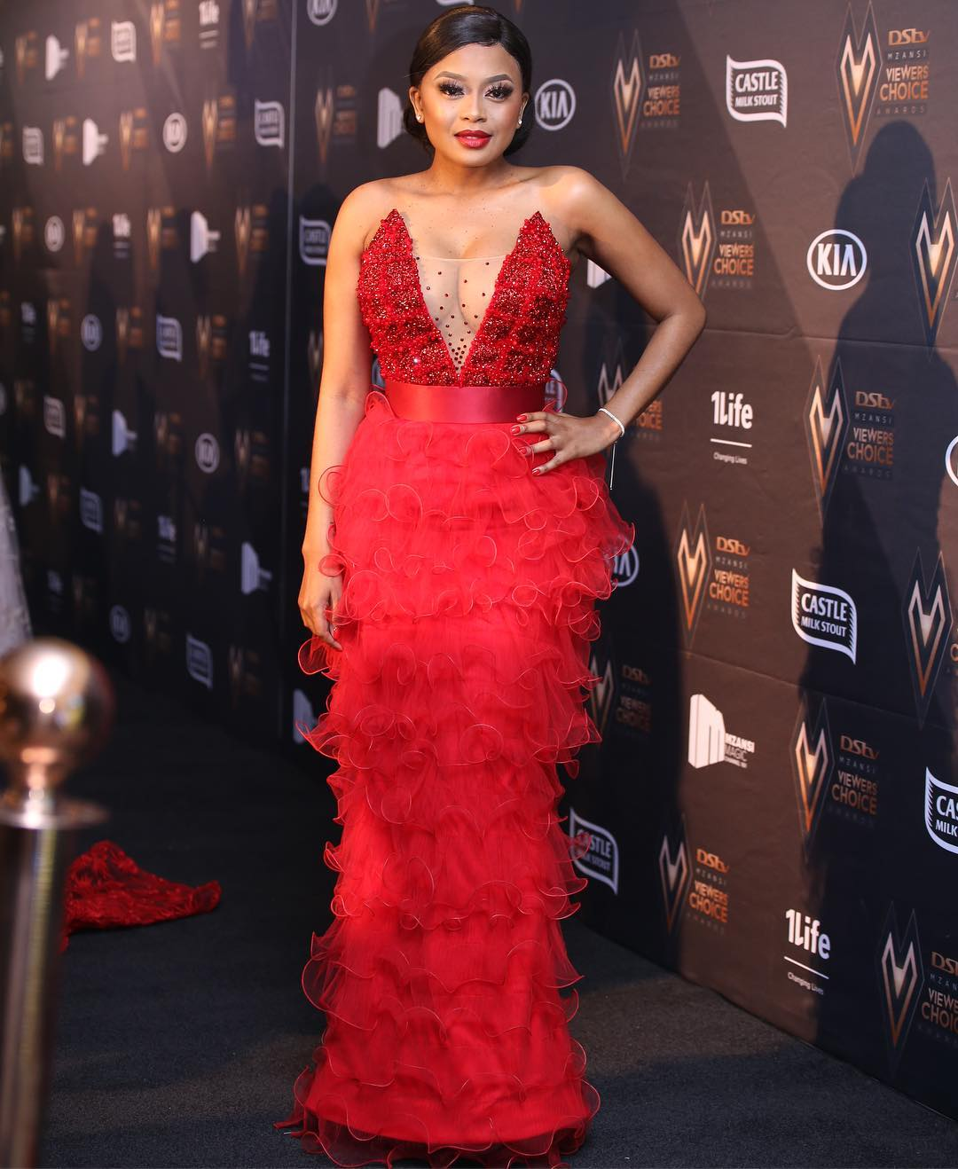 DSTV Mzansi Viewers' Choice Awards Red Carpet And Winners