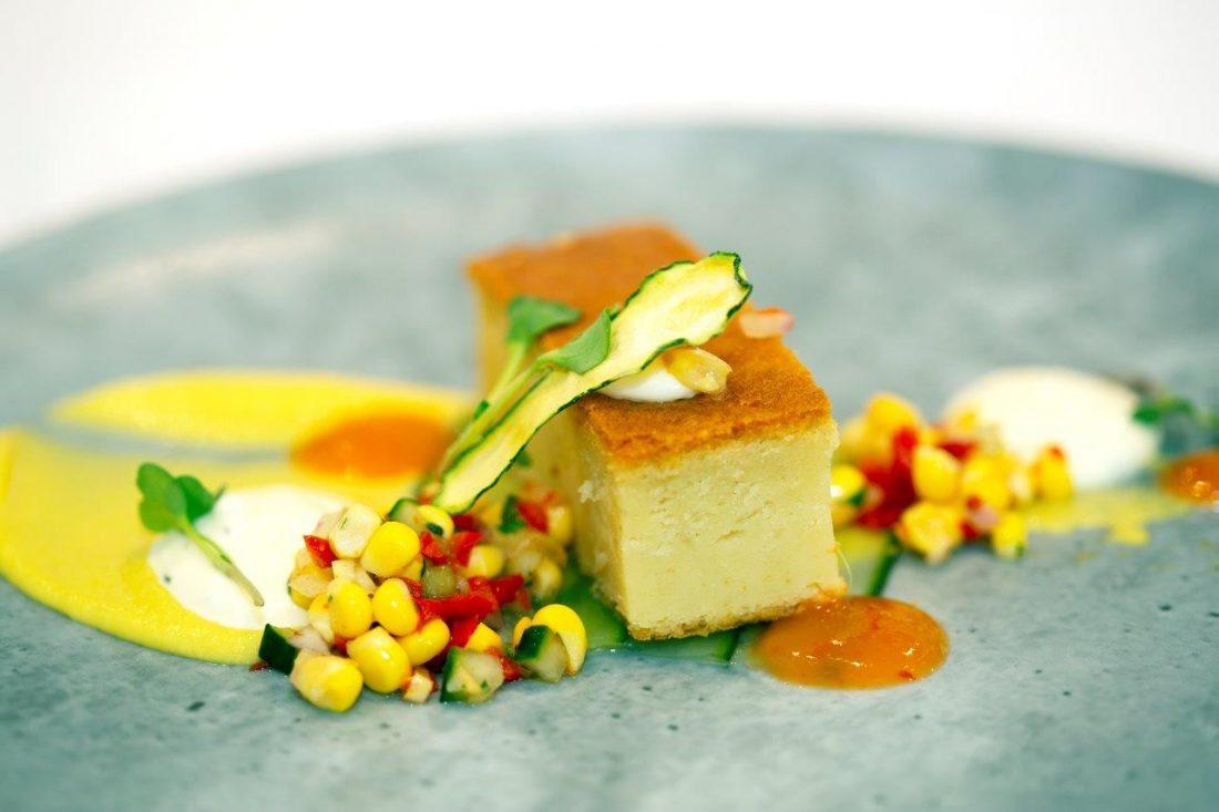 Level Four Restaurant Presents Its Fresh New 'Sunshine' Cuisine For Summer