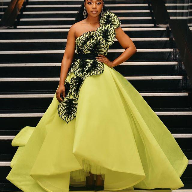DSTV Mzansi Viewers' Choice Awards Red Carpet And Winners