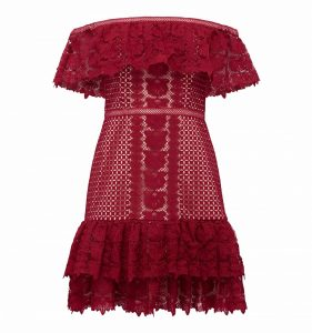 RUBY OFF SHOULDER LACE DRESS_R1700.00_Forever New