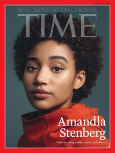 Star Watch The Rise and Rise Of Amandla Stenberg