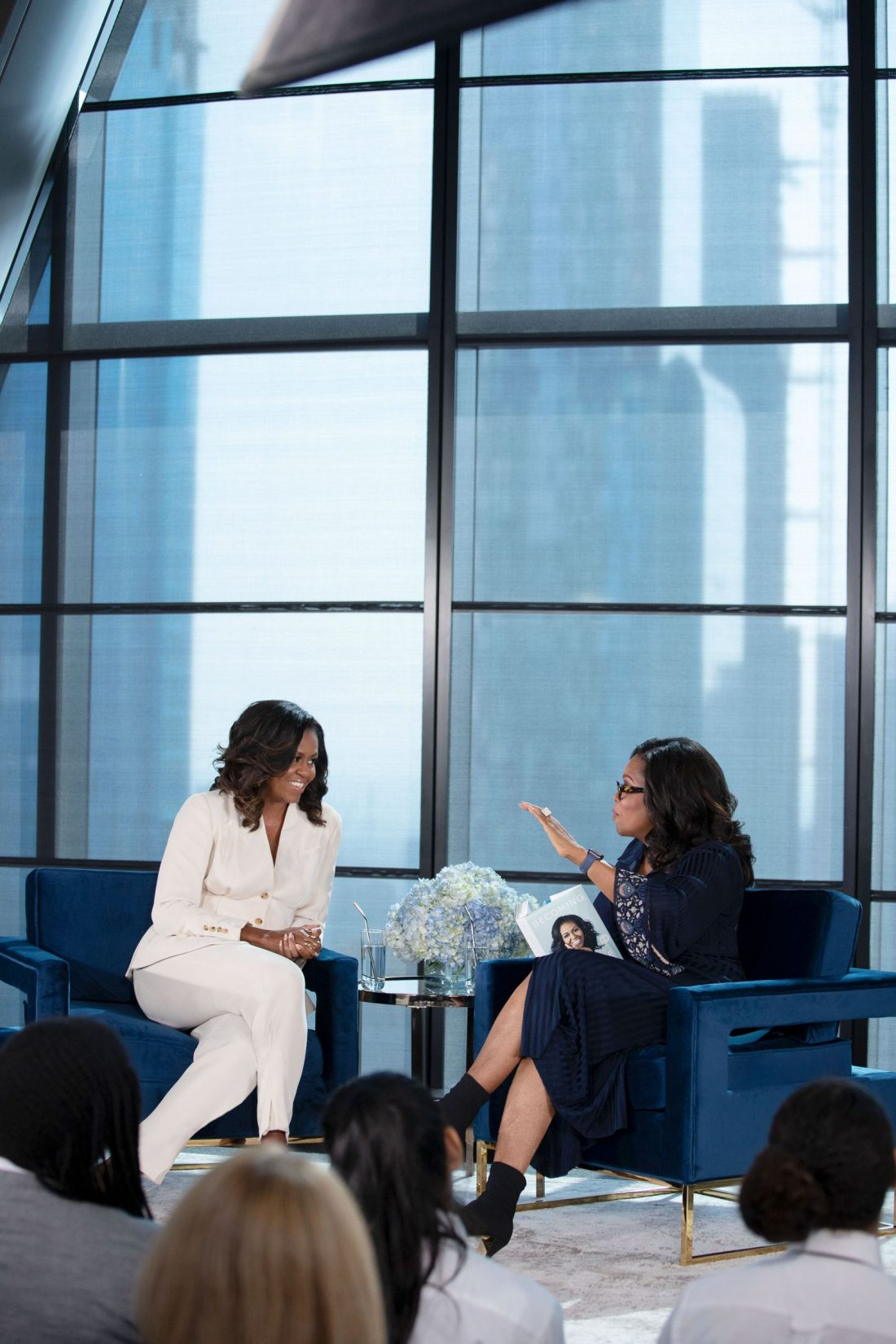 Michelle Obama Opens Up To Oprah In An Exclusive Interview