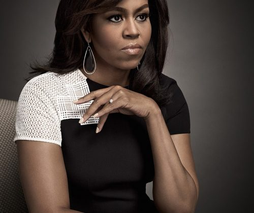 Michelle Obama Opens Up About Fertility Struggles
