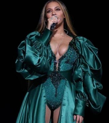 Beyoncé's 6 Outfit Changes While Headlining Global Citizens Festival