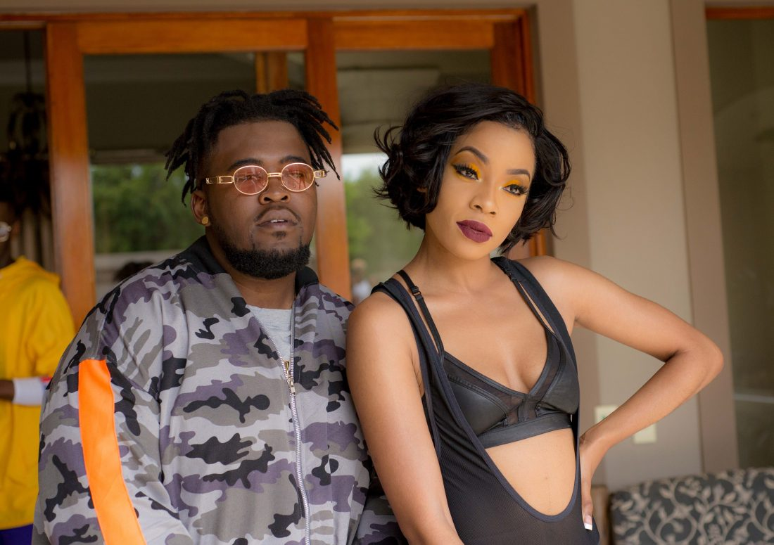 BigStar Johnson Drops A Music Video For Two Cups, Featuring Rouge..
