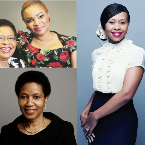 Conversation with Josina Machel, Redi Tlhabi and Dr Phumzile Mlambo Ncuka