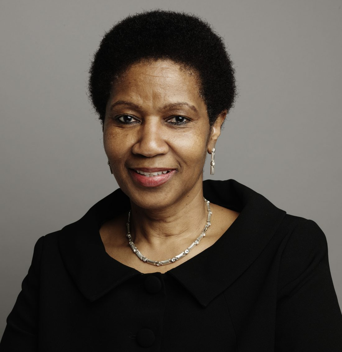 UN Women Executive Director Phumzile Mlambo-Ngcuka Official Portrait