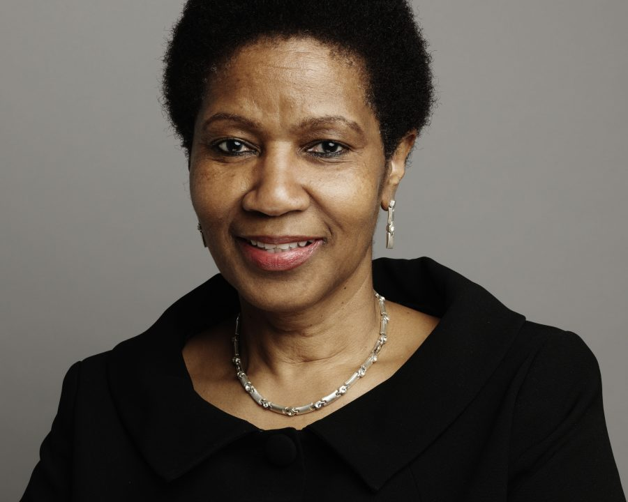 UN Women Executive Director Phumzile Mlambo-Ngcuka Official Portrait