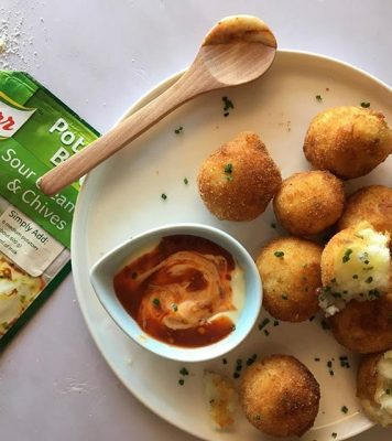 Have Left Over Pap In Your Fridge Here's a Pap Croquettes Recipe Idea