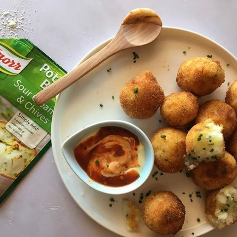 Have Left Over Pap In Your Fridge? Here's a Pap Croquettes Recipe Idea