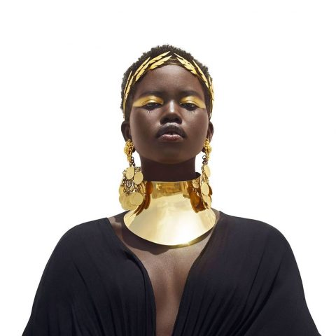 Meet Adut Akech, The 18-Year-Old Disrupting The Modelling Industry