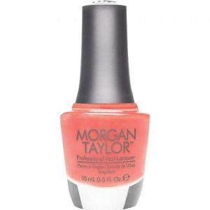 Morgan Taylor Coral Nail Lacquer_R159.00