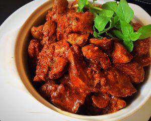 Spicy Chicken Livers