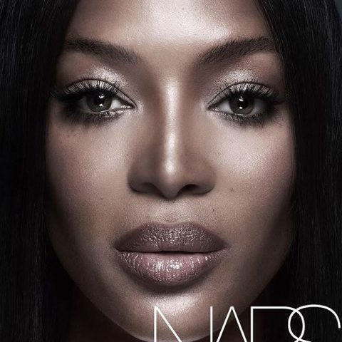 Veteran Model, Naomi Campbell Lands First-Ever Beauty Campaign