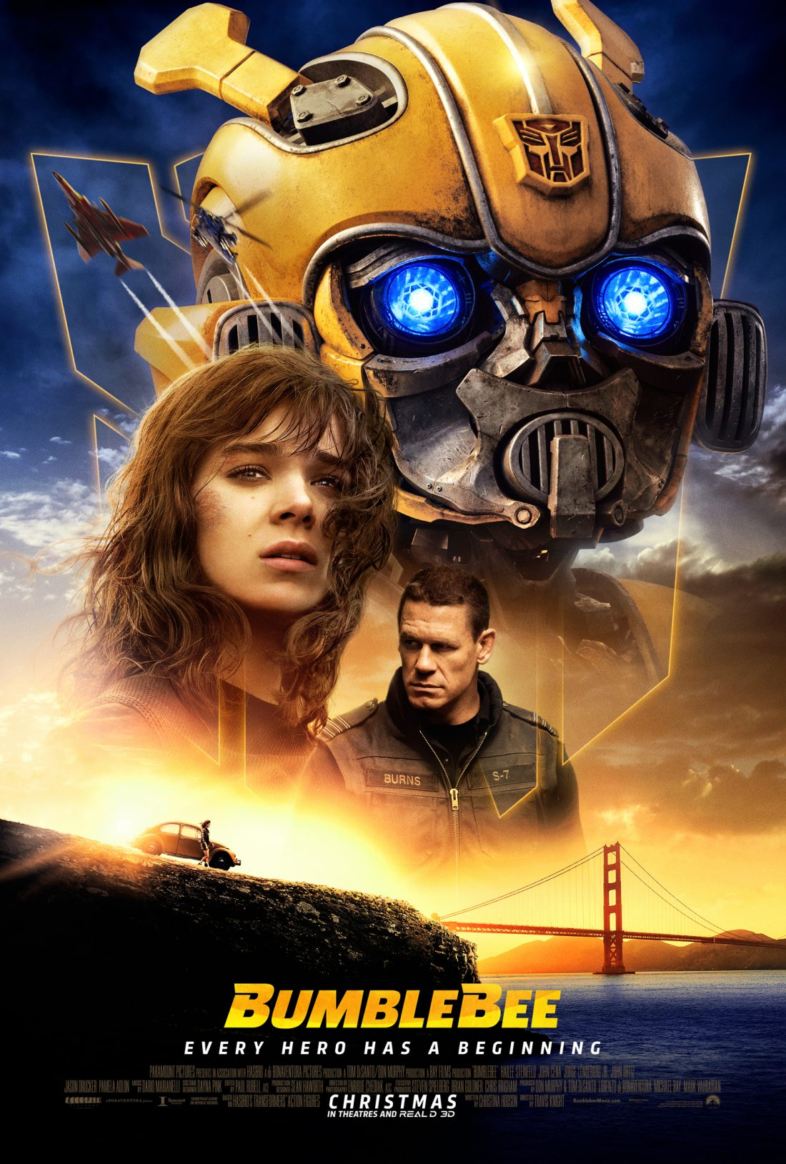 Weekend Review_ Bumblebee, A Must Watch This Holiday