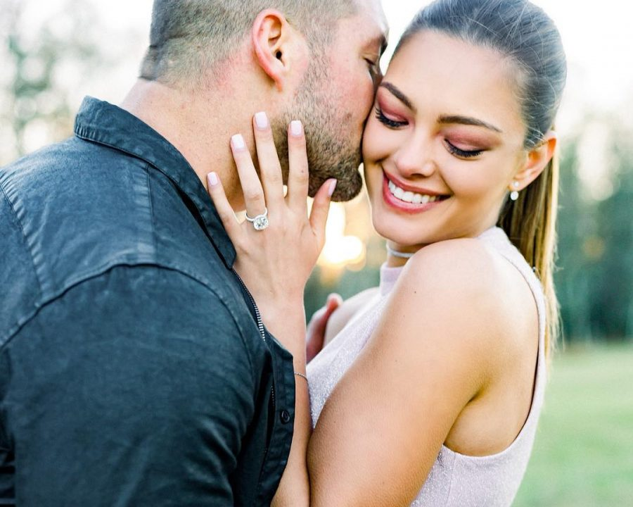 Former Miss Universe, Demi-Leigh Nel-Peters Is Engaged