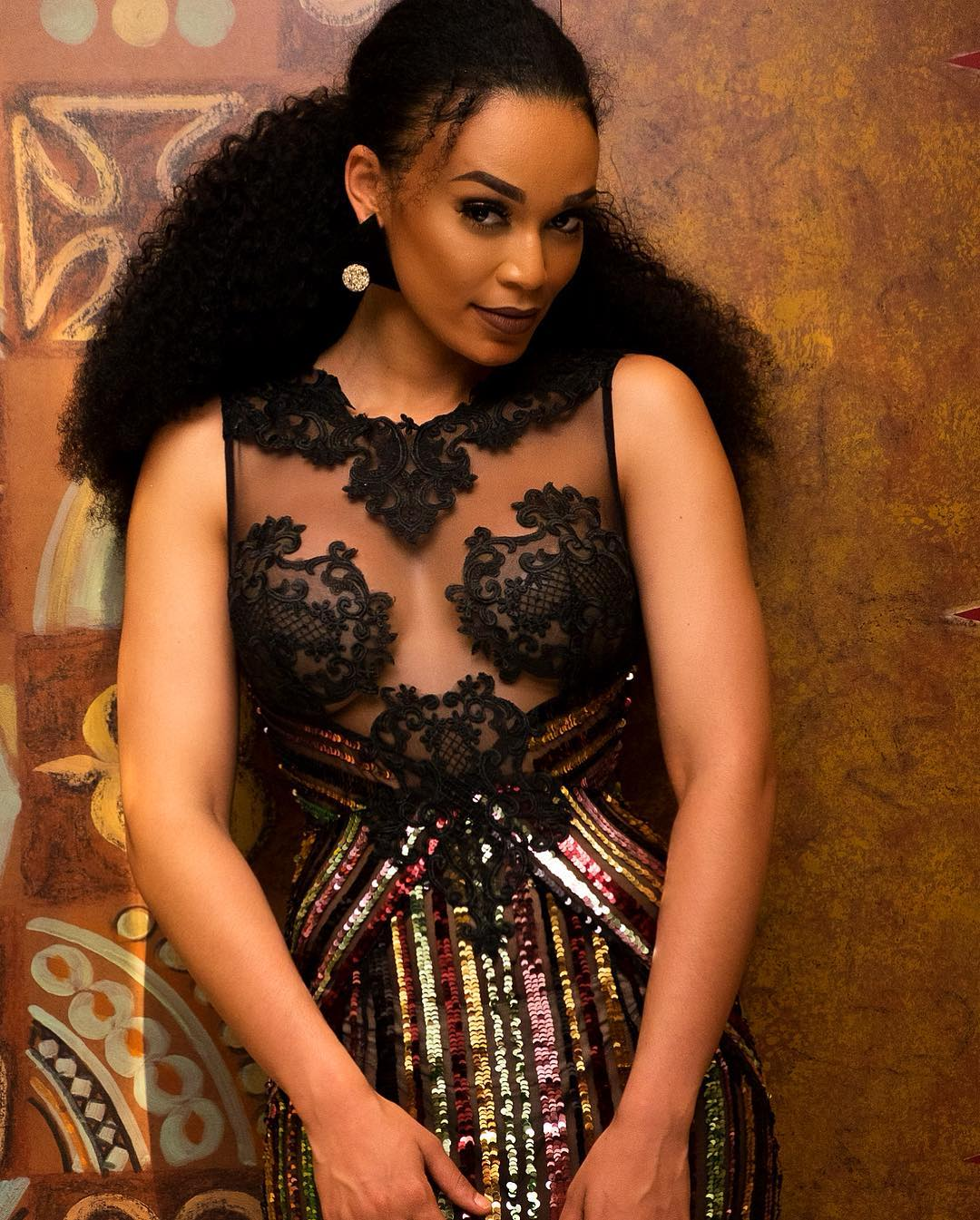 Pearl Thusi Makes History As Comedy Central's First Female Roastmaster On The Continent!