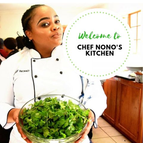 Welcome To Chef Nono's Kitchen