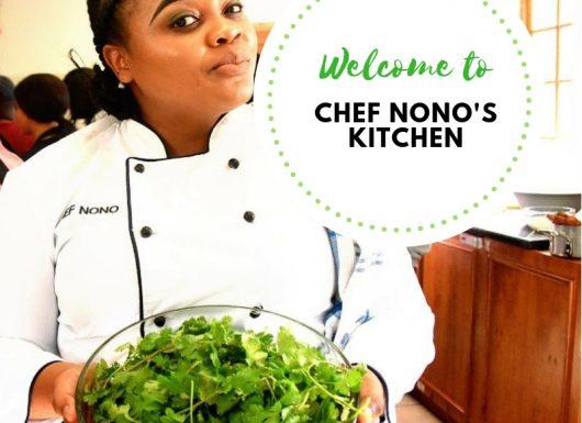 Welcome To Chef Nono's Kitchen