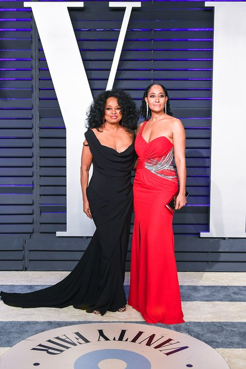 Diana Ross and Tracee Ellis Ross_Photo By Billy Farrell