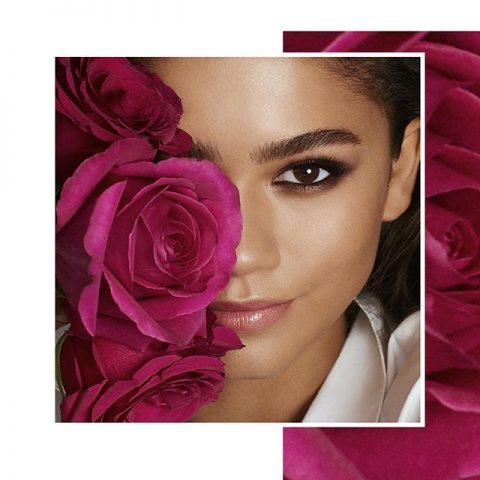 Zendaya Is The Newest And Youngest Face of Lancôme
