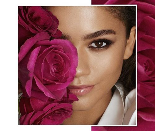 Zendaya Is The Newest And Youngest Face of Lancôme..