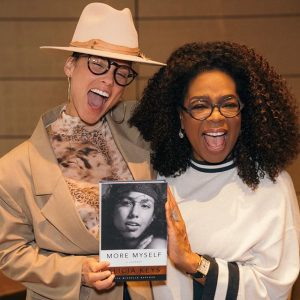Alicia Keys To Release a Memoir Published By Oprah