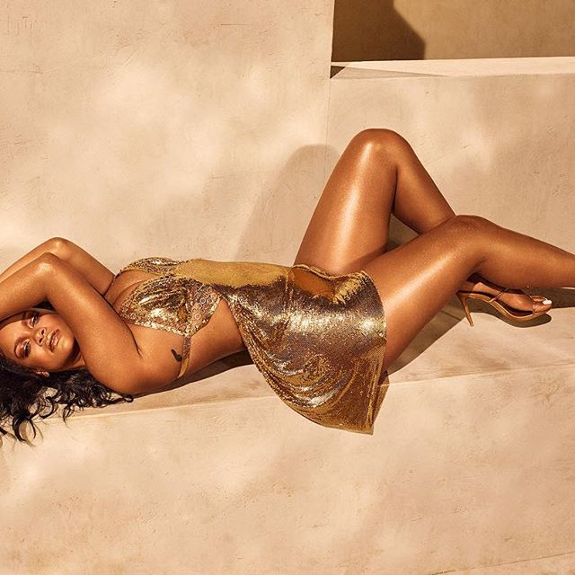 Beauty Alert: Rihanna Drops Trophy Wife Body Lava