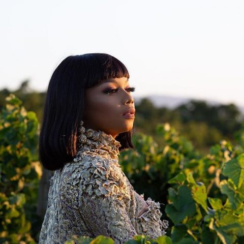 Bonang Matheba Launches Her Own Luxury Alcohol
