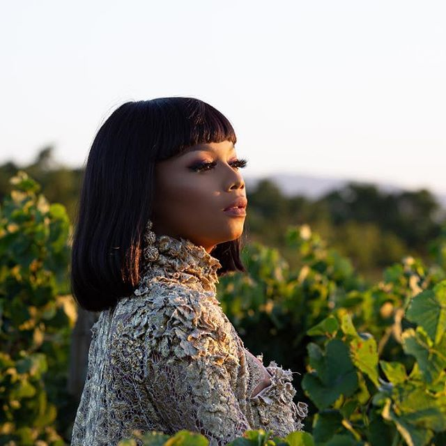 Bonang Matheba Launches Her Own Luxury Alcohol