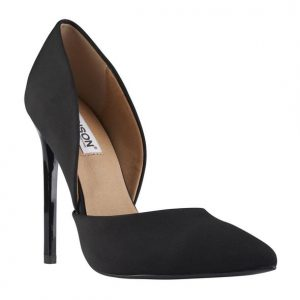 LEAH BLACK SATEEN COURT HEELS_R349.00_Madison Heart of New York