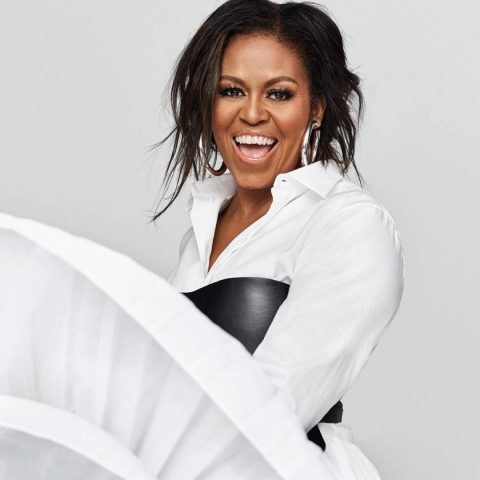 Beyonce Tributes Michelle Obama As Time's 100 Most Influential People