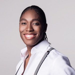 Caster Semenya Makes It To Time's 100 Most Influential People..