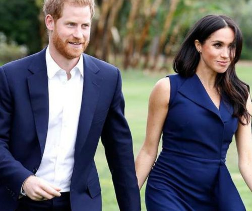 Meghan Markle and Prince Harry Now Have Their Own Instagram Account